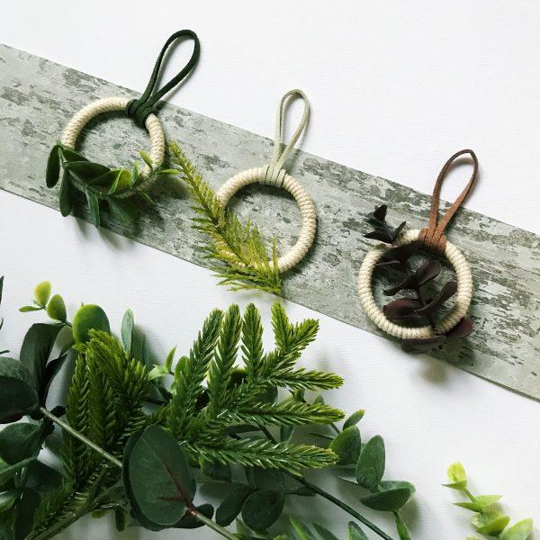Mia's botanische ornamenten mini